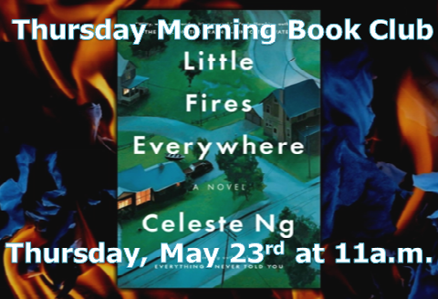 May Thursday Book Club