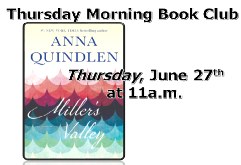 June Thursday Book Club