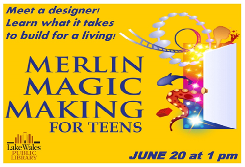 Merlin Magic for Teens