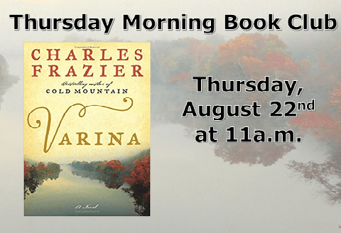 August Thursday Morning Book Club
