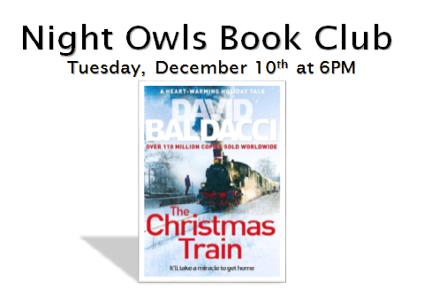 December Night Owls Book Club