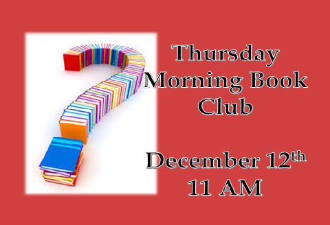 December Thursday Morning Book Club 2
