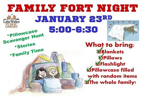 Family fort night 2020