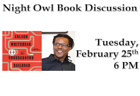 February night book club