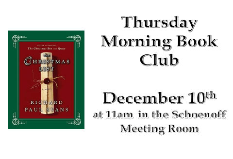 december morning book club 2020