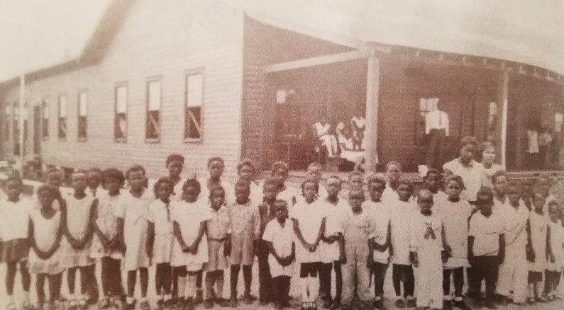 First African American Schoolhouse in LW